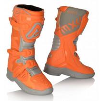 Acerbis Stiefel X-Team Junior orange-grau