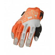 Acerbis Handschuhe MX-XK Kid orange-grau