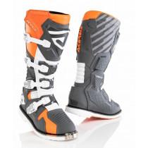 Acerbis Stiefel X-Race orange-grau