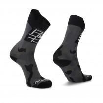 Acerbis Socken MTB Track schwarz-grau
