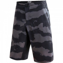 SALE% - FOX Short Attack Q4 CW schwarz camo