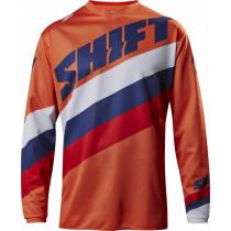 SALE% - SHIFT Jersey Whit3 Tarmac orange