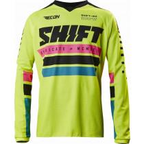 SHIFT Jersey Reccon Phoenix gelb-fluo Grösse M