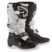 Alpinestars Stiefel Tech7S Youth schwarz-weiß