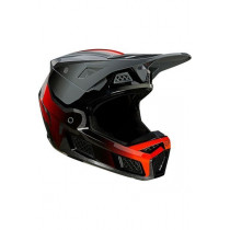 Fox V3 HELM RS WIRED STL GRY