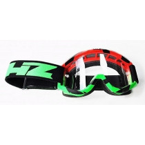 HZ Brille GMZ3 TWIST RED/GREEN CS
