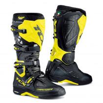 TCX Stiefel Comp Evo 2 Michelin schwarz-gelb-fluo
