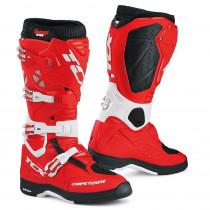 TCX Stiefel Comp Evo 2 Michelin rot-weiß