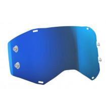 SCOTT PROSPECT/FURY EINZELSCHEIBE / Gläser chrome blue