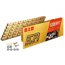 DID Kette 520 ERVT Gold Racing X-Ring T520/G118