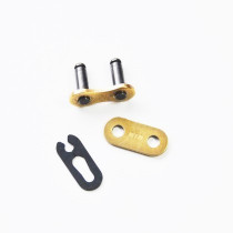 DID Kettenschloss Clip 520 MX GOLD  T520/G118