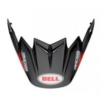 BELL Visier Flex Moto 9 Flex/Moto 9 Syndrome Red