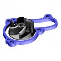 H-ONE Wasserpumpenrad Kit Pro Yamaha blau