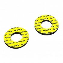 H-ONE Donuts Neopren schwarz-gelb