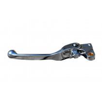 H-ONE Kupplungshebel Flex Easy Pull silber