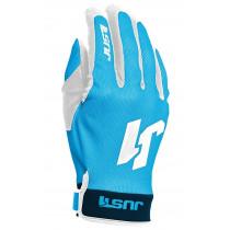 Just1 Handschuhe J-Flex blau-weiß