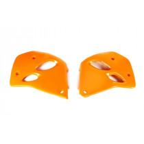 UFO Kühlerspoiler Satz KTM orange
