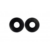 UFO Donuts Rubber schwarz