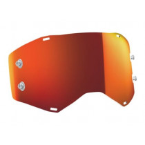 SCOTT PROSPECT/FURY EINZELSCHEIBE / Gläser chrome orange