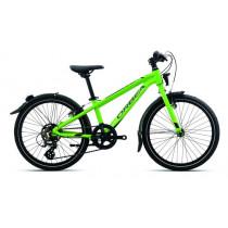 Kinderfahrrad Orbea MX Park 20 grün-schwarz-gelb 115-135 cm / 5 1/2 - 7 1/2 Jahre
