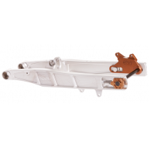 RR Platinum Star Swingarm KTM SX50 Husqvarna TC 50 L, (3 cm longer than stock)