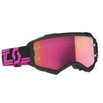 SCOTT Fury Brille black/pink