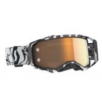 SCOTT PROSPECT AMPLIFIER BRILLE marble black/white / gold chrome works