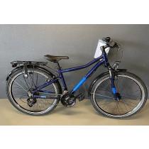 Winora Dash 26 Kindervelo/Kinderfahrrad blau