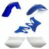 Acerbis Plastik Kit Yamaha OEM02 / 4tlg. #1