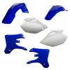 Acerbis Plastik Kit Yamaha OEM03 / 4tlg. #1