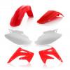 Acerbis Plastik Kit Honda OEM / 4-teilig #1