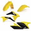 Acerbis Plastik Kit Suzuki OEM17 / 4tlg. #1