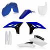 Acerbis Plastik Full Kit Yamaha OEM040 / 6tlg. #1