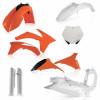 Acerbis Plastik Full Kit KTM OEM12 / 7-teilig #1