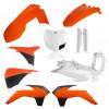 Acerbis Plastik Full Kit KTM OEM16 / 7tlg. #1