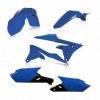 Acerbis Plastik Kit Yamaha blau / 4tlg. #1