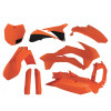 Acerbis Plastik Full Kit KTM orange  / 7tlg. #1