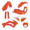 Acerbis Plastik Full Kit KTM orange16 / 7tlg. #1