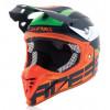 SALE% - Acerbis Helm Profile 3.0 Blackmamba blau-orange-fluo #2