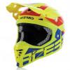 SALE% - Acerbis Helm Profile 3.0 Blackmamba gelb-fluo-blau #2