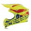 SALE% - Acerbis Helm Profile 3.0 Blackmamba gelb-fluo-blau #3