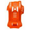 Acerbis Motorschutz KTM EN orange-weiß #2