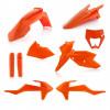 Acerbis Plastik Full Kit KTM orange16 / 6tlg. #1
