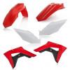Acerbis Plastik Kit Honda OEM / 4tlg. #1