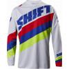 SALE% - SHIFT Jersey Whit3 Tarmac weiß #1