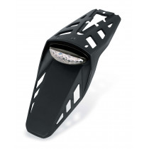 Acerbis Kennzeichenhalterung LED45 schwarz-weiß