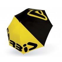 Acerbis Regenschirm Race schwarz-gelb