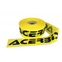 Acerbis Streckenmarkierung Race Tape gelb-schwarz