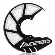 Acerbis Bremsscheiben Schutz X-Brake 2.0 Honda / Yamaha / Suzuki / Kawasaki / KTM / Husqvarna / Beta / Sherco / GasGas schwarz-weiß