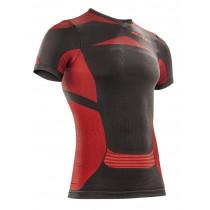 Acerbis Unterziehhemd X-Body Sommer schwarz-rot